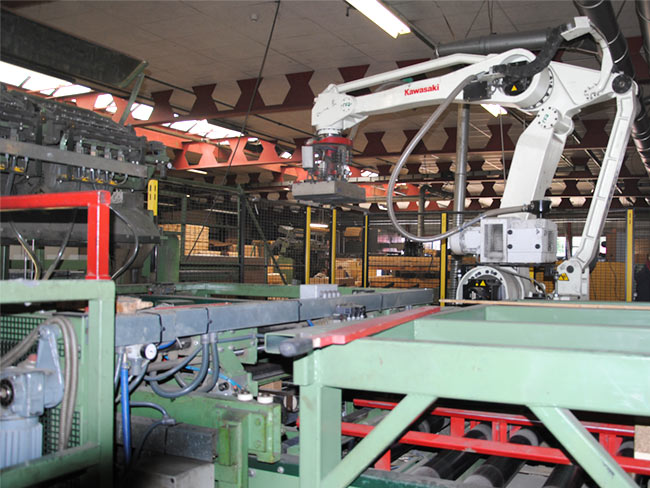 Lapack Handel & Recycling Automatisierung