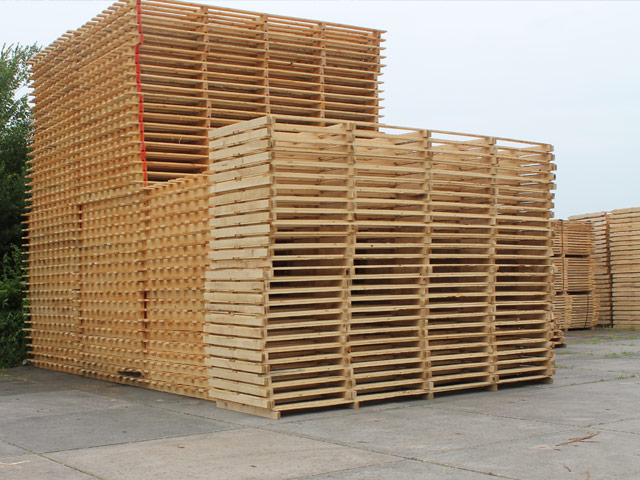 Lapack Export Packaging - Pallets