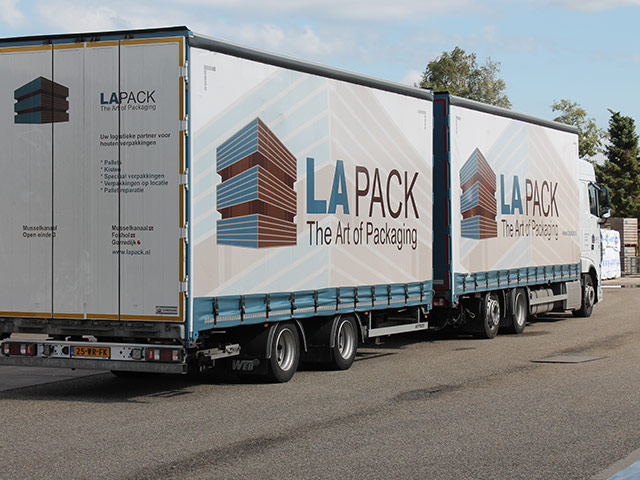 Lapack - Transport en logistiek