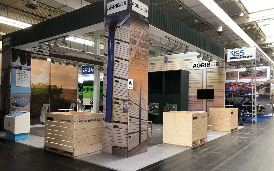 Agribox Holland @Agritechnica 2019